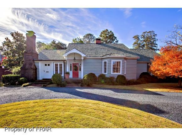105 Ellington Street, Fayetteville, NC 28305 (MLS #554530) :: Weichert Realtors, On-Site Associates