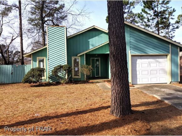 710 Prestige Blvd, Fayetteville, NC 28314 (MLS #554537) :: Weichert Realtors, On-Site Associates