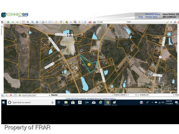 TBD Cranes Creek Road, Cameron, NC 28326 (MLS #554563) :: Weichert Realtors, On-Site Associates
