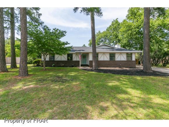 6858 Beaverstone Road, Fayetteville, NC 28314 (MLS #554580) :: Weichert Realtors, On-Site Associates