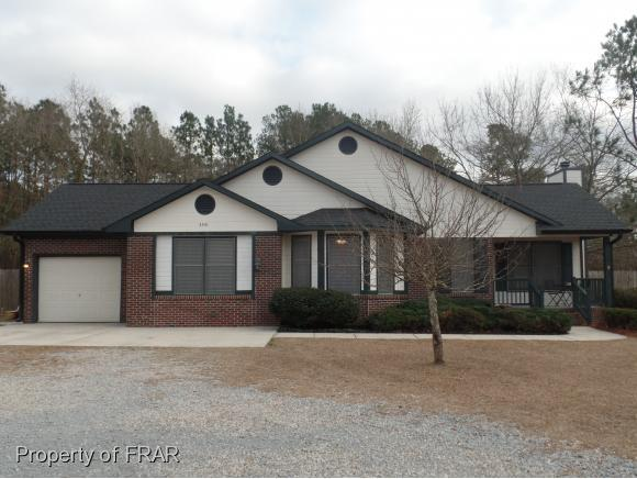 3341 Braddy Road, Fayetteville, NC 28306 (MLS #554600) :: Weichert Realtors, On-Site Associates