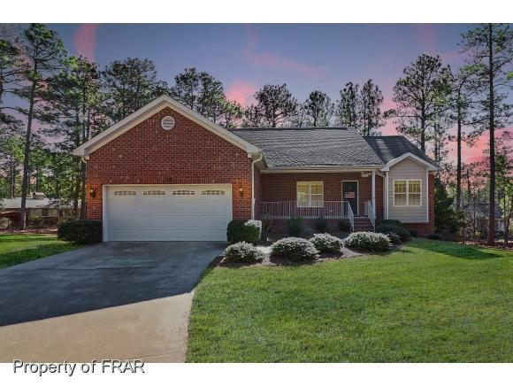 103 Rob Roy Road, Southern Pines, NC 28387 (MLS #554604) :: Weichert Realtors, On-Site Associates