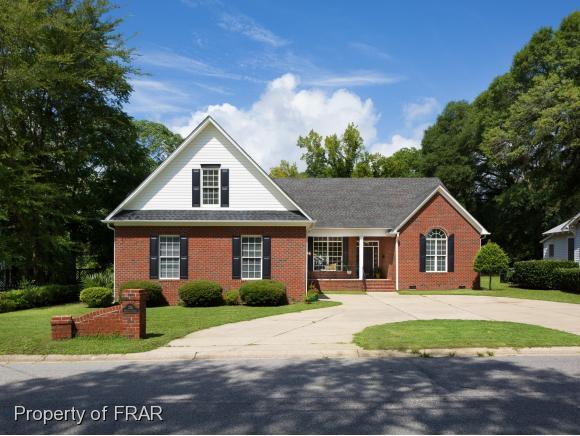 226 Myrover St, Fayetteville, NC 28305 (MLS #554623) :: Weichert Realtors, On-Site Associates
