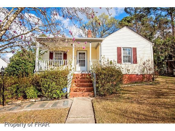 618 Townsend Street, Fayetteville, NC 28303 (MLS #554709) :: Weichert Realtors, On-Site Associates