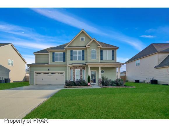 2012 HARRINGTON RD, Fayetteville, NC 28306 (MLS #554746) :: Weichert Realtors, On-Site Associates
