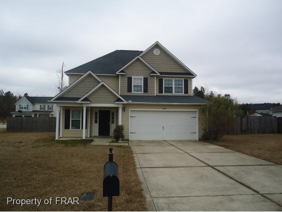 1442 Vanderberg Dr, Fayetteville, NC 28311 (MLS #554769) :: Weichert Realtors, On-Site Associates