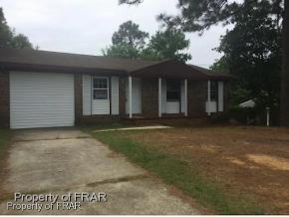 2809 Eldorado Road, Fayetteville, NC 28306 (MLS #554784) :: Weichert Realtors, On-Site Associates