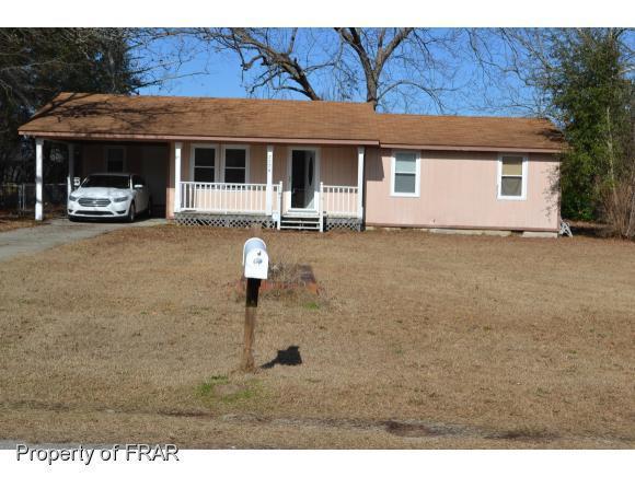 7728 Hazelwood Avenue, Fayetteville, NC 28314 (MLS #555002) :: Weichert Realtors, On-Site Associates