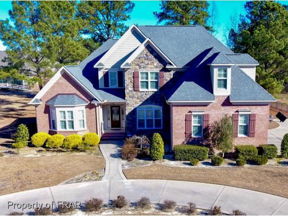 213 Stoneleigh Drive, Fayetteville, NC 28311 (MLS #555114) :: Weichert Realtors, On-Site Associates