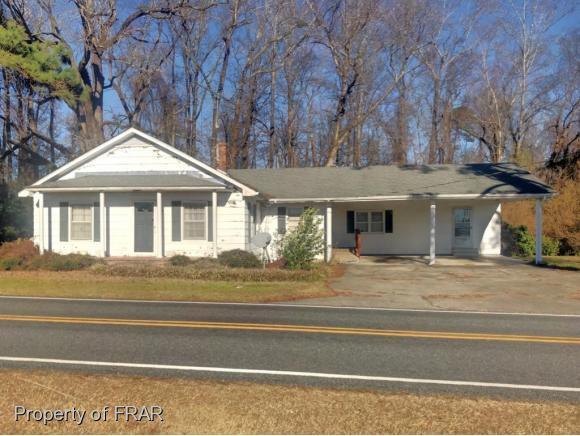 719 Progressive Farm Road, Fairmont, NC 28340 (MLS #555125) :: Weichert Realtors, On-Site Associates