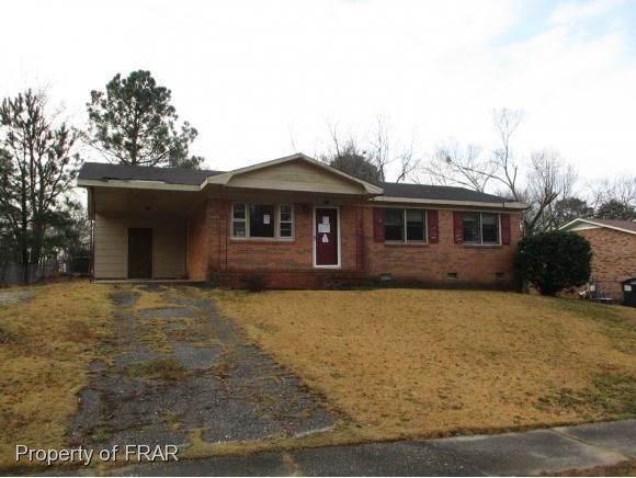 611 Monagan Street, Fayetteville, NC 28301 (MLS #555182) :: Weichert Realtors, On-Site Associates