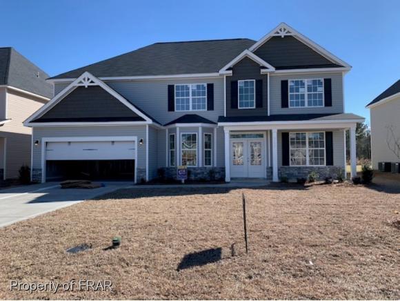 2144 Mannington Drive, Fayetteville, NC 28306 (MLS #555268) :: Weichert Realtors, On-Site Associates