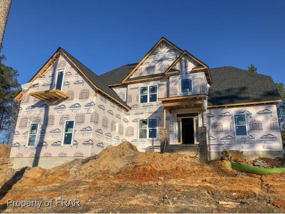 46 Brookhill Court, Spring Lake, NC 28390 (MLS #555393) :: Weichert Realtors, On-Site Associates