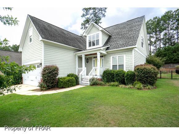 290 Orchard Falls Drive, Spring Lake, NC 28390 (MLS #555462) :: The Rockel Group