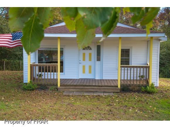 1398 Crawford Wright Road, Raeford, NC 28376 (MLS #555463) :: Weichert Realtors, On-Site Associates