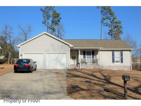 6930 Bone Creek Drive #51, Fayetteville, NC 28314 (MLS #555509) :: Weichert Realtors, On-Site Associates