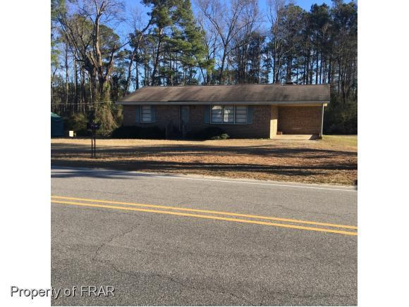 4802 Arabia Road, Lumber Bridge, NC 28357 (MLS #555546) :: Weichert Realtors, On-Site Associates