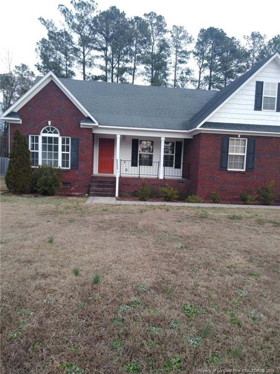 195 Chestnut Drive, Raeford, NC 28376 (MLS #601201) :: The Rockel Group