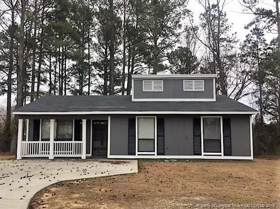 4601 Gardenwood Court, Fayetteville, NC 28314 (MLS #601876) :: Weichert Realtors, On-Site Associates