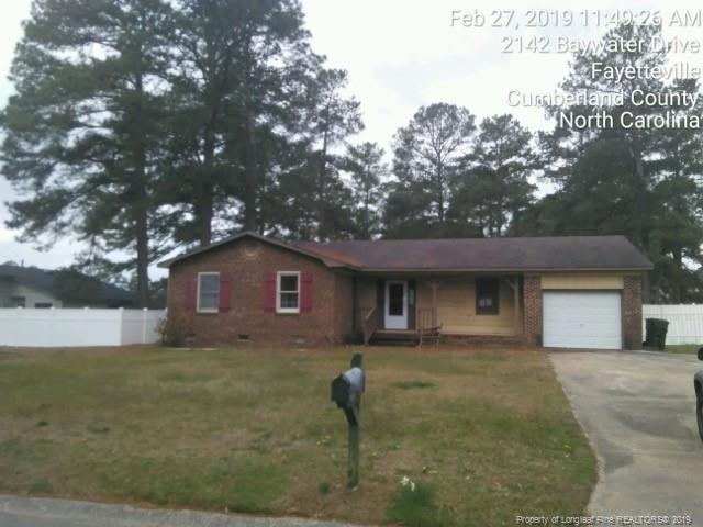 2142 Baywater Drive, Fayetteville, NC 28304 (MLS #602366) :: Weichert Realtors, On-Site Associates
