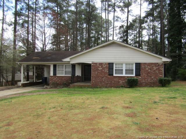 2103 Knollwood Drive, Sanford, NC 27330 (MLS #602976) :: Weichert Realtors, On-Site Associates