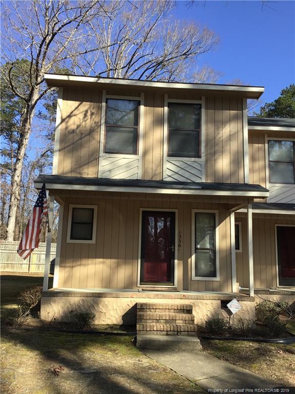 1336 North Forest Drive, Fayetteville, NC 28303 (MLS #603020) :: Weichert Realtors, On-Site Associates