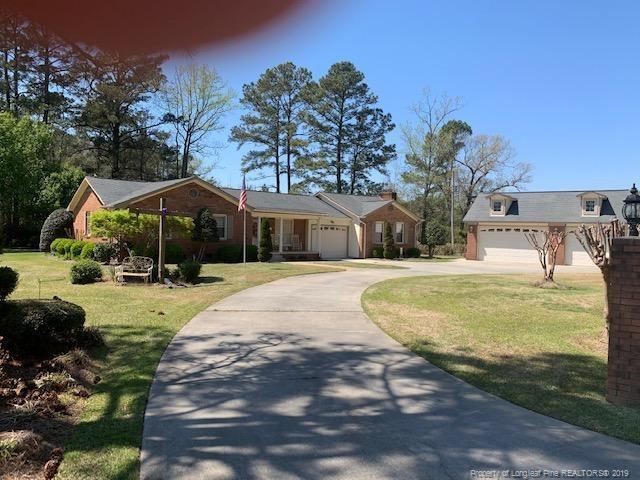 2483 Carthage Road, Lumberton, NC 28360 (MLS #603708) :: Weichert Realtors, On-Site Associates