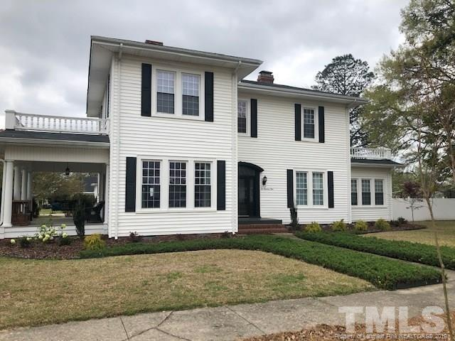 201 W Pope Street, Dunn, NC 28334 (MLS #604116) :: Weichert Realtors, On-Site Associates