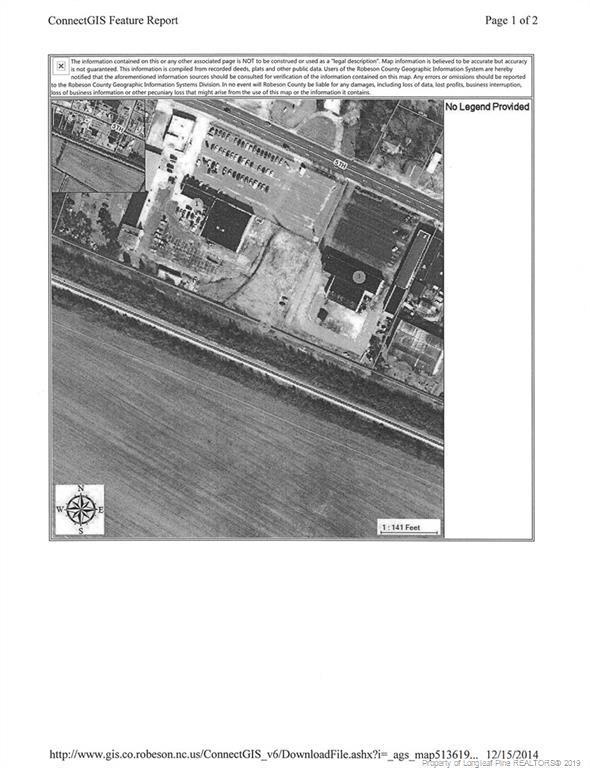 1509 W 5th Street, Lumberton, NC 28358 (MLS #604580) :: Weichert Realtors, On-Site Associates