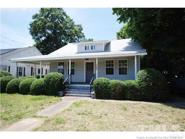 1206 S Main Street, Lillington, NC 27546 (MLS #606540) :: Weichert Realtors, On-Site Associates