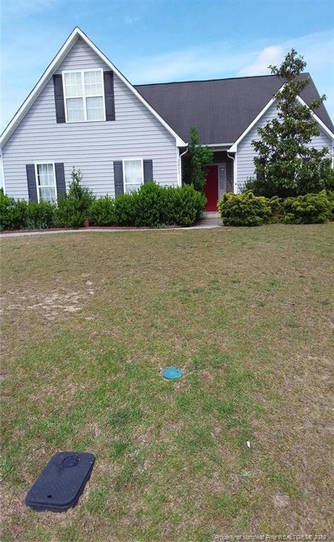 2453 Gray Goose Loop, Fayetteville, NC 28306 (MLS #606550) :: Weichert Realtors, On-Site Associates