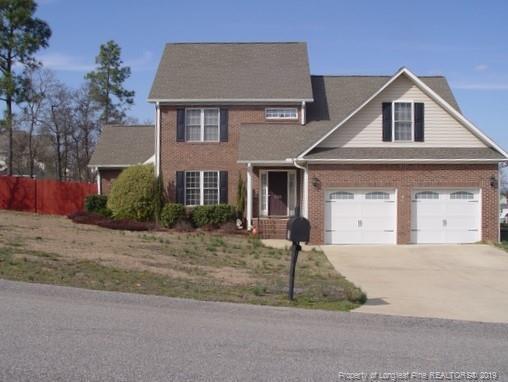 225 Timberline Drive, Sanford, NC 27332 (MLS #607624) :: Weichert Realtors, On-Site Associates