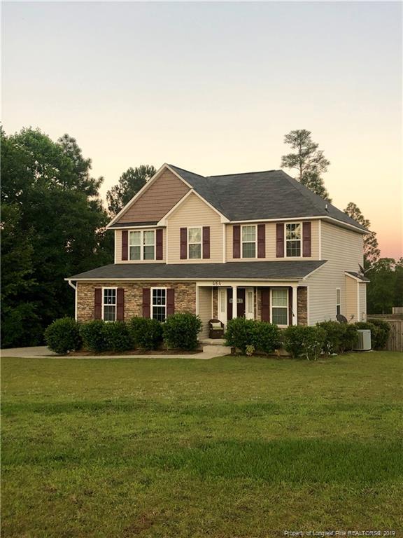 464 Valley Oak Drive, Bunnlevel, NC 28323 (MLS #607730) :: Weichert Realtors, On-Site Associates