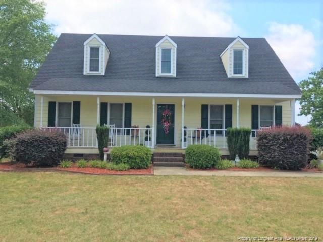 1505 Friendly Road, Dunn, NC 28334 (MLS #607754) :: Weichert Realtors, On-Site Associates