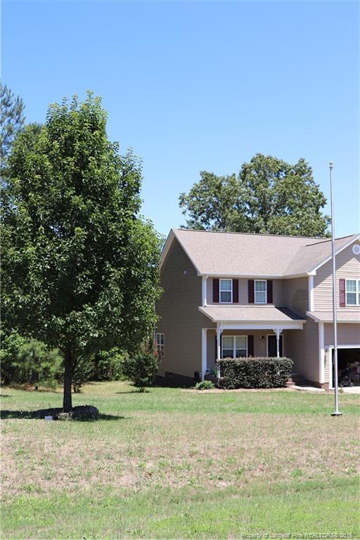 105 Cameron Pines Drive, Sanford, NC 27332 (MLS #607955) :: Weichert Realtors, On-Site Associates