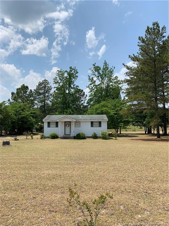 230 Saint Marys Church Road, Red Springs, NC 28377 (MLS #608076) :: Weichert Realtors, On-Site Associates