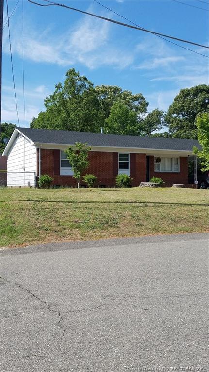 454 Homestead Drive, Fayetteville, NC 28303 (MLS #608500) :: Weichert Realtors, On-Site Associates