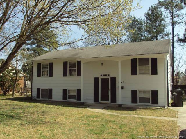 5042 Hampshire Drive, Fayetteville, NC 28311 (MLS #609062) :: The Rockel Group