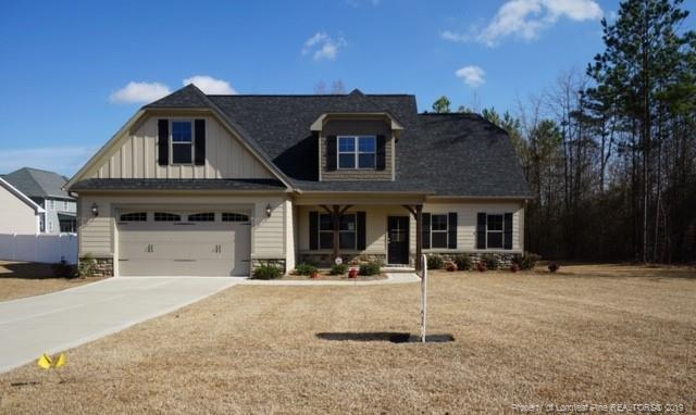 3912 Doonvalley (Lot 845) Drive, Fayetteville, NC 28306 (MLS #609298) :: The Rockel Group