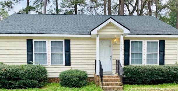 1319 Bright Court, Fayetteville, NC 28303 (MLS #609889) :: Weichert Realtors, On-Site Associates
