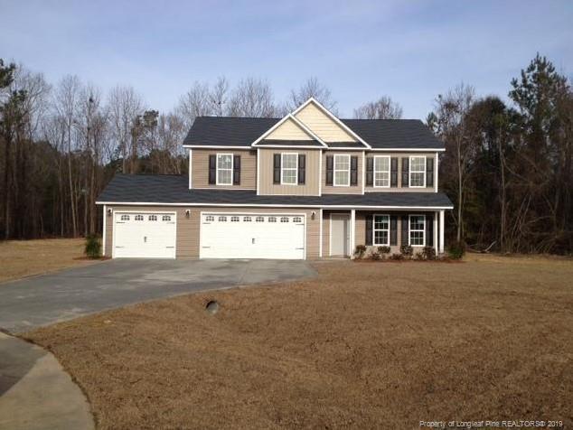 2859 Chicken Foot Road, Hope Mills, NC 28348 (MLS #610020) :: Weichert Realtors, On-Site Associates