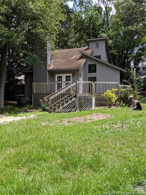 494 Wilder Drive, Fayetteville, NC 28314 (MLS #610258) :: Weichert Realtors, On-Site Associates