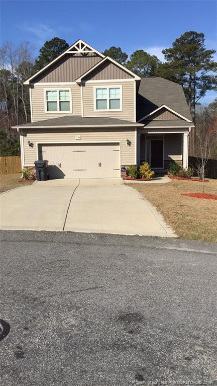 236 Batesfield Drive, Fayetteville, NC 28311 (MLS #610666) :: Weichert Realtors, On-Site Associates