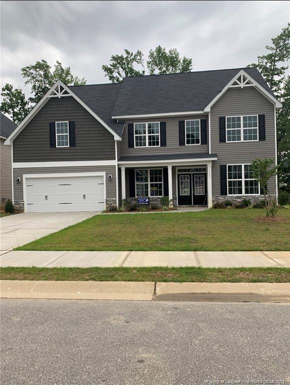 1407 Draw Bridge Lane, Fayetteville, NC 28312 (MLS #610945) :: Weichert Realtors, On-Site Associates