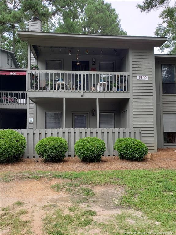1900-4 Tryon Drive, Fayetteville, NC 28303 (MLS #612911) :: The Rockel Group