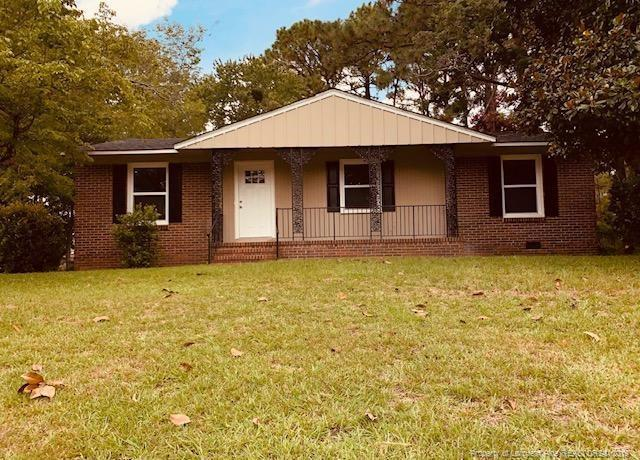 3914 Coventry Drive, Fayetteville, NC 28304 (MLS #613189) :: The Rockel Group