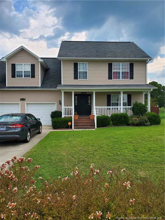 185 Lenoir Drive, Spring Lake, NC 28390 (MLS #615867) :: The Rockel Group