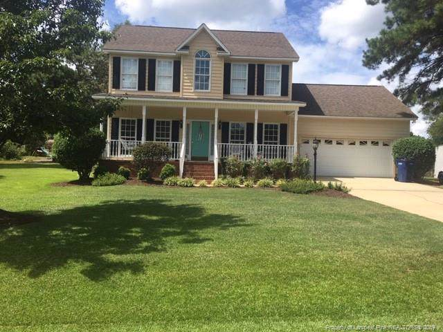 2404 Knollwood Drive, Sanford, NC 27330 (MLS #616085) :: Weichert Realtors, On-Site Associates