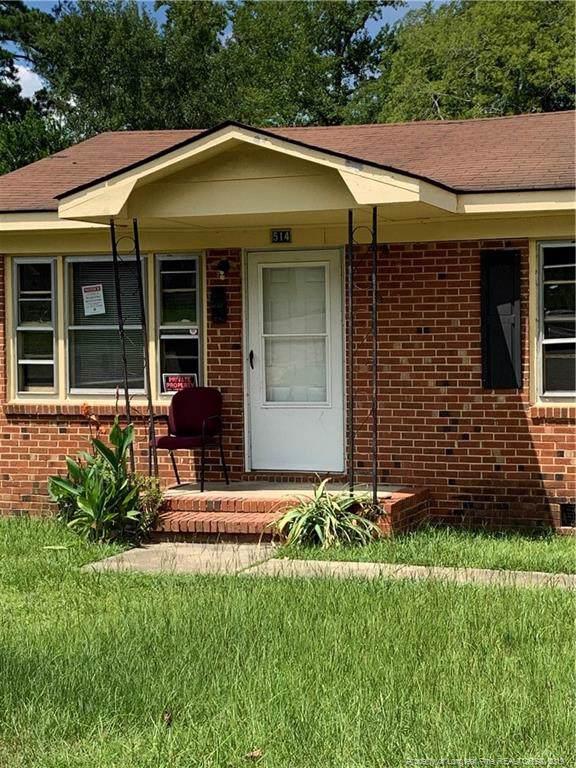 514 Donovan Street, Fayetteville, NC 28301 (MLS #616111) :: Weichert Realtors, On-Site Associates
