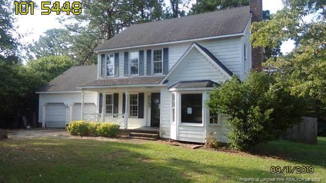 6225 Lakehaven Drive, Fayetteville, NC 28304 (MLS #616134) :: The Rockel Group